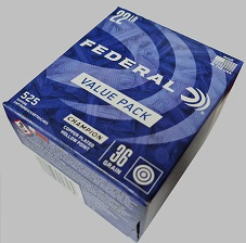 Federal .22 Value Pack