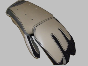 Kurt Thune Full Finger SOLID Glove