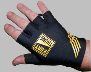 Kurt Thune Fingerless Trigger Hand Glove